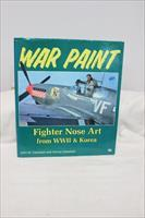 War Paint book pictures of the front of war planes