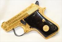 Beretta 950 EL 22 Short Gold Engraved USED