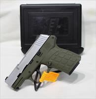 Kel Tec PF-9 9mm Hard Chrome OD Green PF9 NEW