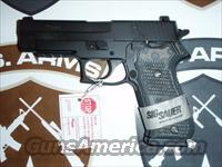 "Sig P220R 45 Extreme  Black, DA/SA, .45 ACP, 4.4"" Brl, SRT™, SIGLITE® Night Sights, 8 Rnd Mags, Hard Case - New"