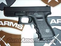 "Glock G23 Gen4 (Compact), .40SW, 4.01"" Brl, 3-13 Rnd Mags, Mag Ldr, Bore Brsh w/Rod, FC, Lock, & Hard Case - New"