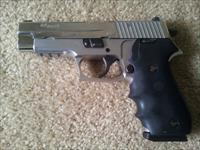 Sig P220 ST Night Sights (All stainless early German rail)- Hard to find DAO Model-Cheap!