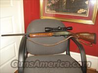 Remington Model 7400 with Leupold Scope