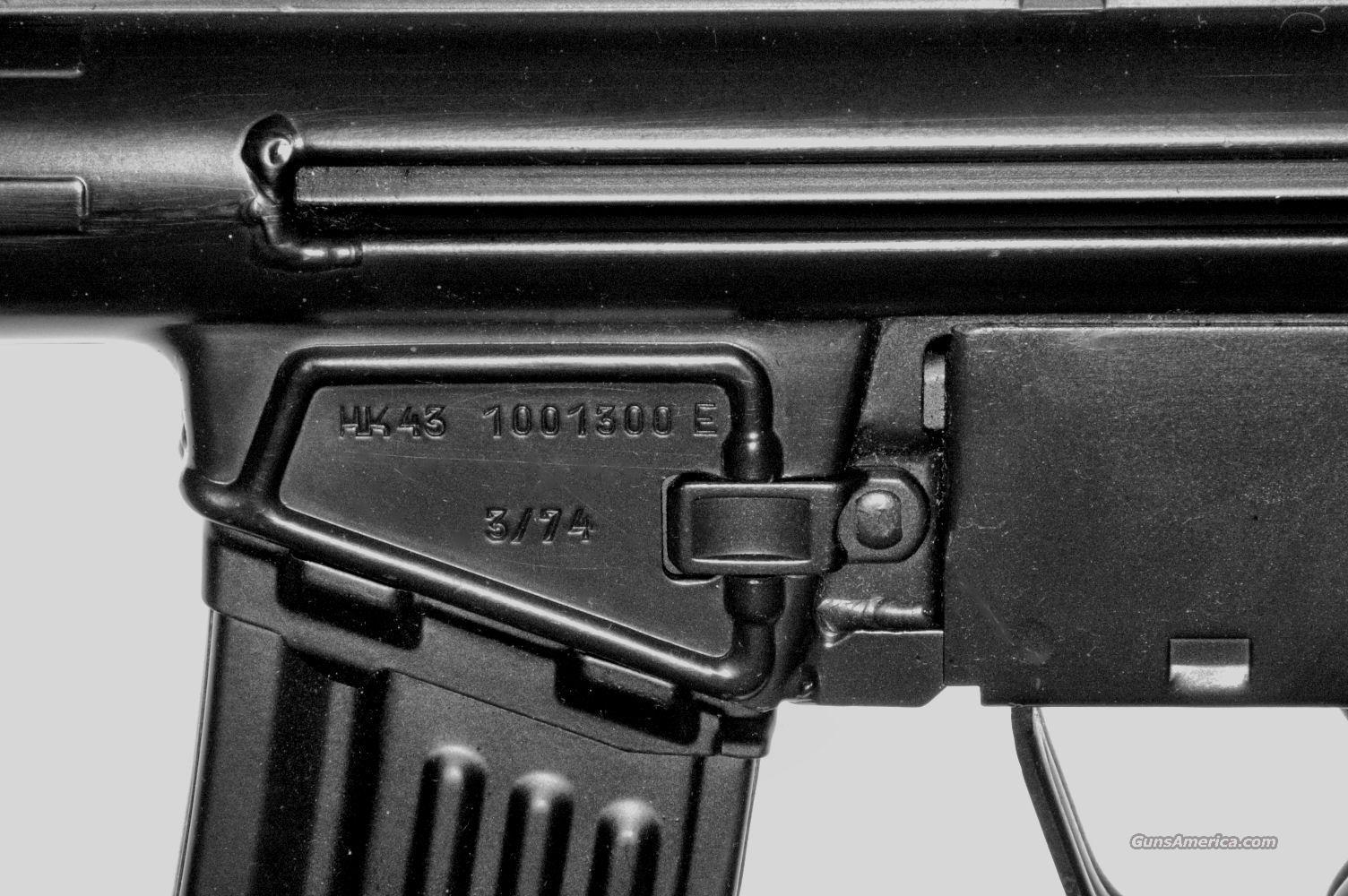 H&K HK43
