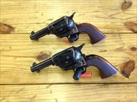 Cowboy Mounted Shooting Taylor & Co set of 2  Running Iorns