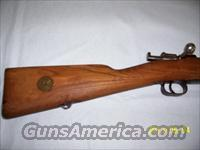 1916 CARL GUSTAFS STADS RIFLE