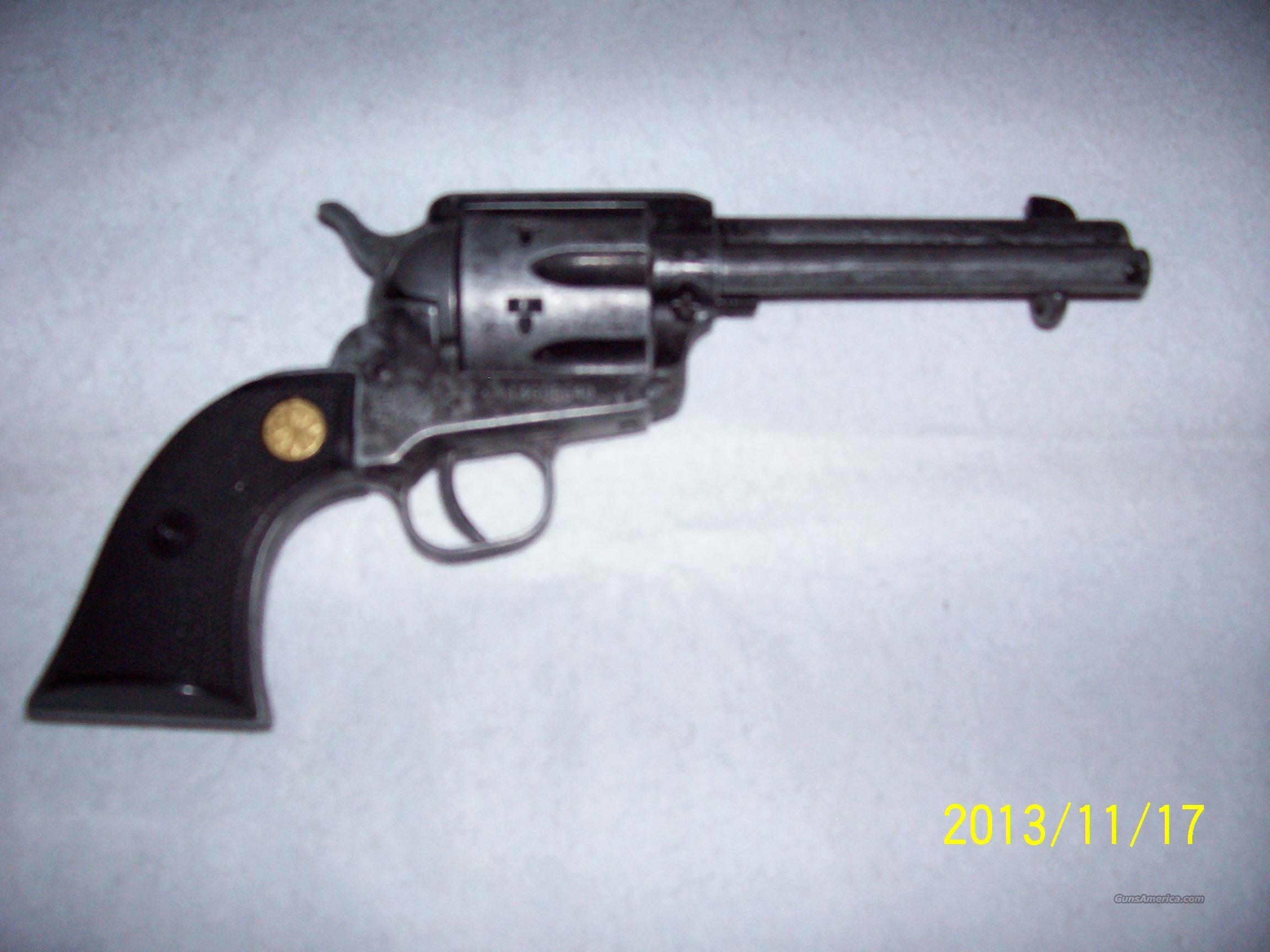 Chiappa SAA 22-10 Single Action 10-Shot Revolver 22Combo Guns ...