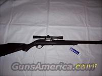 Marlin Semi-Auto 22 LR with Scope