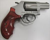 S&W Model 60 LADYSMITH 357 MAG 38 SPECIAL 162414