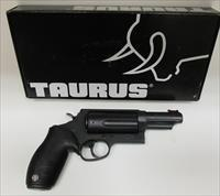 "Taurus Judge 410 45 2-441031MAG 3"" Blued"