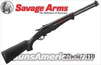 Savage 410 Bore & 22Mag O/U  #19667