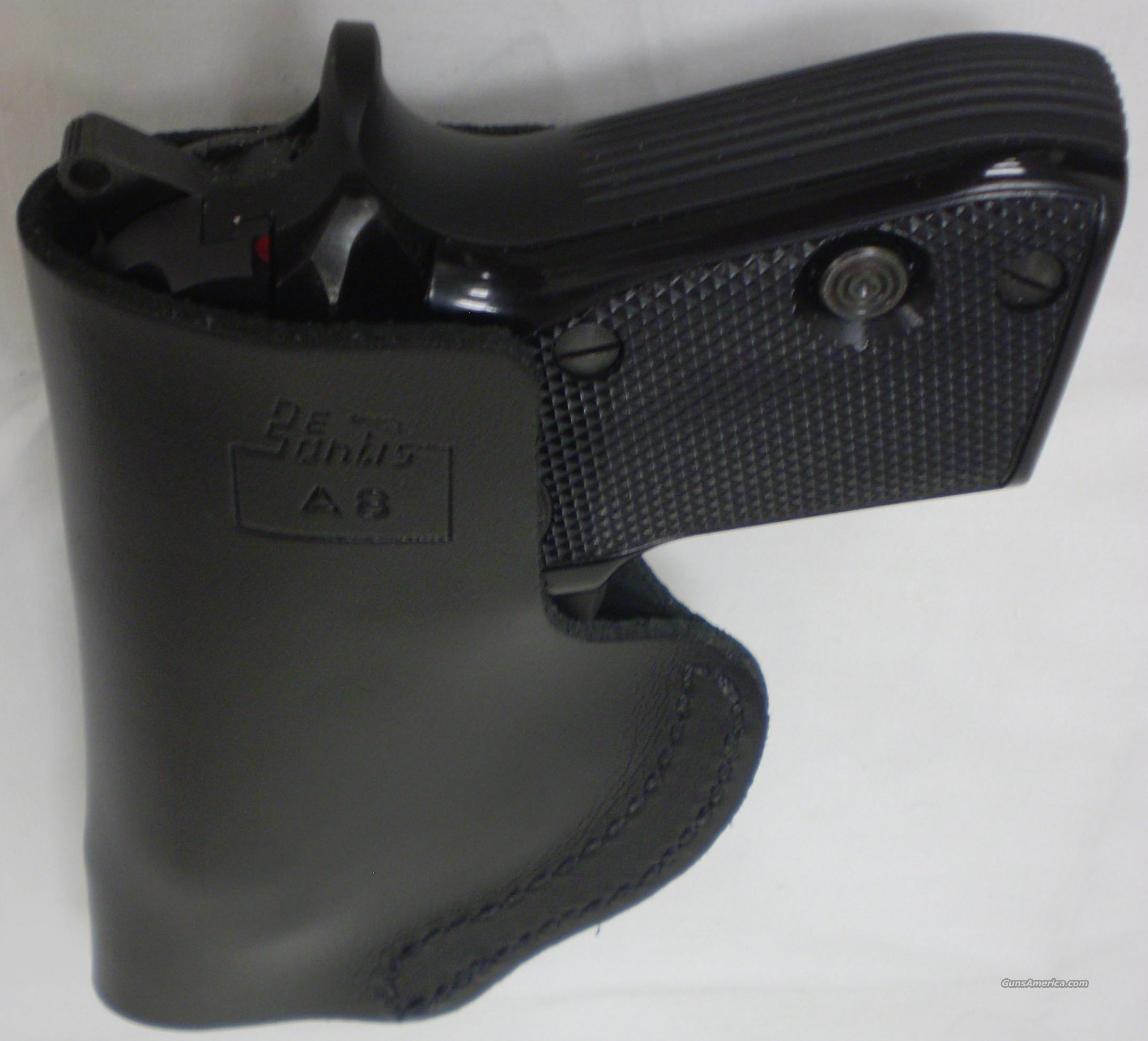 Beretta Model 21A W/ Conceal N Carry Holster 22LR