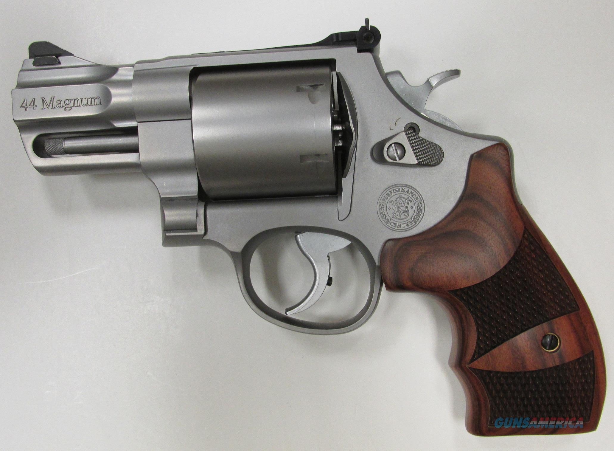S&W 629 Performance Center 44Mag 170135 Snub44 Magnum Snub Nose Revolver