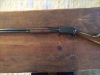 Winchester model 1906 pump action .22 rifle