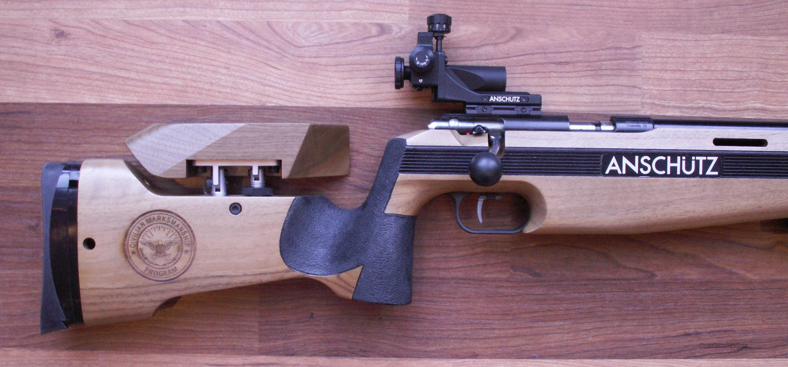 Anschutz 1903 Target Rifle - Like New