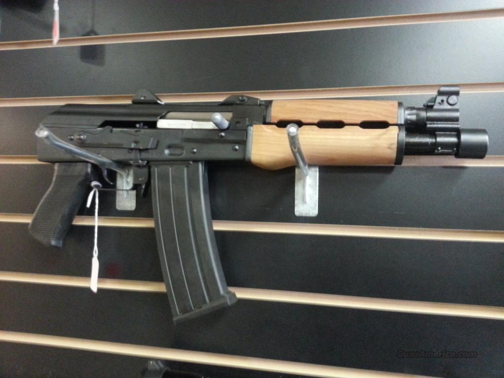 AK47 pistol ZASTAVA M85 PISTOL 223 Draco Style