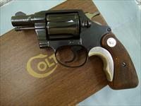 COLT DETECTIVE SPECIAL ,SECOND ISSUE ,   .38 SPECIAL