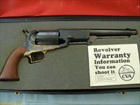 CVA COLT WALKER, MODEL1847, .44 CAP&BALL