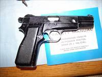 BROWNING/INGLIS  9MM HIPOWER  MK I*