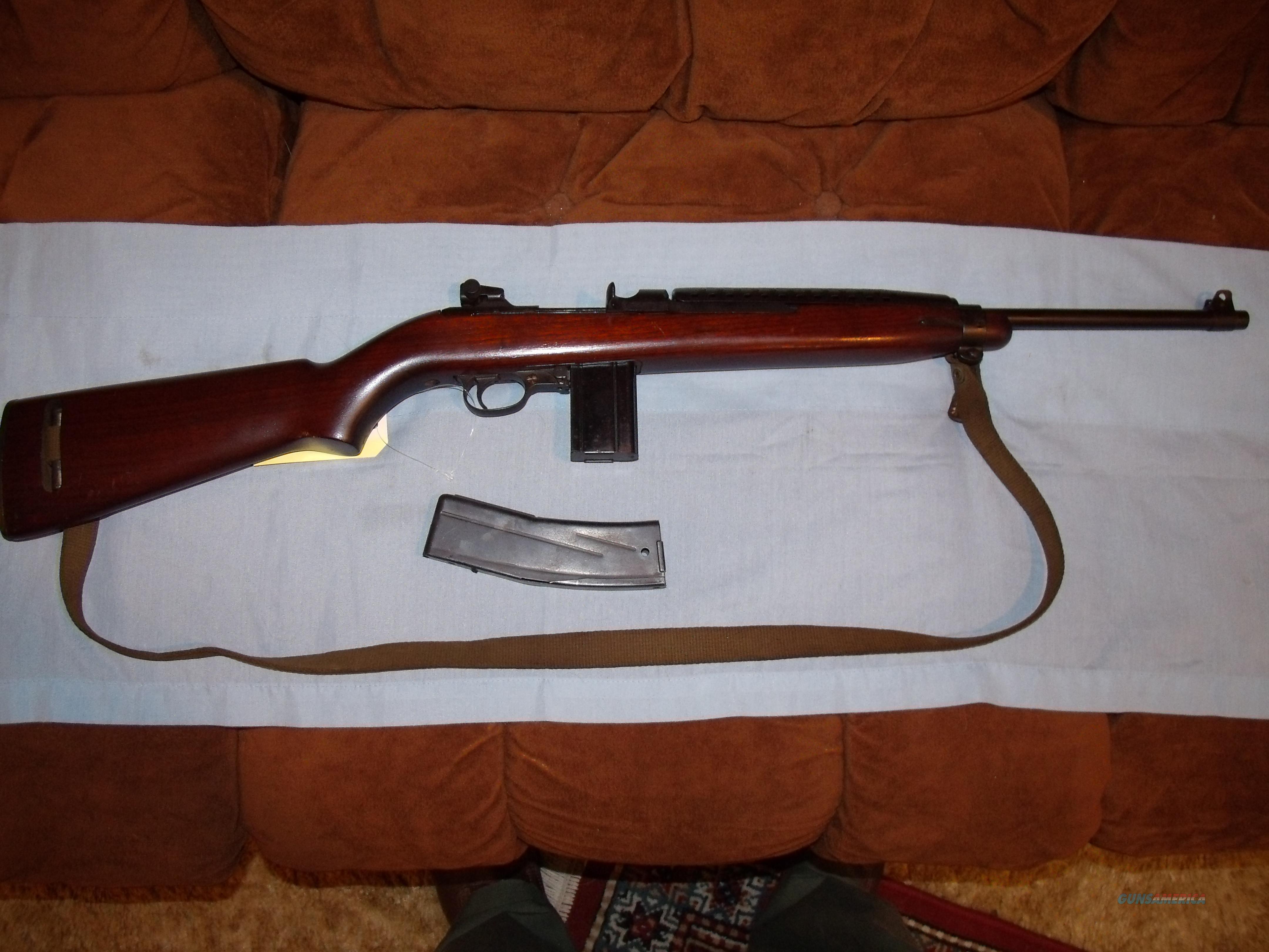 Plainfield M1 Carbine For Sale