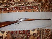 WINCHESTER M1885 LOW WALL .22 SHORT MFG 1888