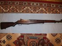 SPRINGFIELD ARMORY 1943 M1 GARAND