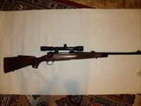 Winchester M70 Deluxe .270 with Redfield