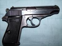 WALTHER MODEL PP ,  NAZI MARKED , 7.65 MM