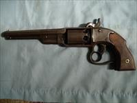 SAVAGE REVOLVING FIRE-ARMS CO. NAVY MODEL