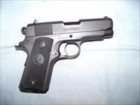 COLT M1911A1 MK IV/SERIES 80 COMPACT MODEL