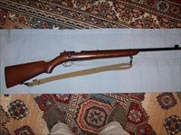 Winchester M57 ,.22 Target Rifle