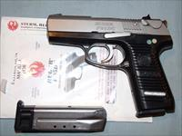 RUGER  P95DC  9MM STAINLESS