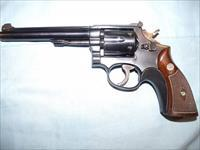S&W MODEL 17 -K-22 MASTERPIECE MFG 1948