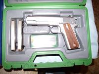 REMINGTON M1911R1 STAINLESS .45