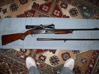 ITHACA  M37 with a   DEERSLAYER  BARREL ,  20g