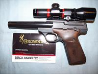 BROWNING BUCK MARK 22