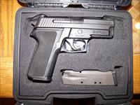SIG-SAUER MODEL P229 .40 S&WUN ...ESTATE G