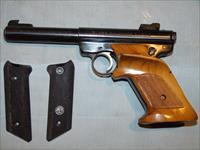 RUGER MARK I HEAVY BARREL TARGET PISTOL