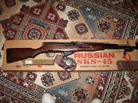 RUSSIAN SKS 1950