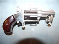 NORTH AMERICAN ARMS  .22LR with BELT  BUCKLE