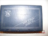 Box for S&W M36 Chief Special .38