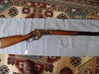 CHAPARRAL REPEATING ARMS -REPLICA of WINCHESTER 1866 SHORT RIFLE ,.357 MAG