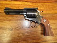 "RUGER ""NEW MODEL BLACKHAWK"" BISLEY EDITION, .357 MAGNUM, 4 3/4"" BARREL, VERY CLEAN"