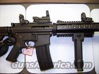 "Panther Arms A-15 Sport with BGA ""PERIL"" Package. Aluminum Quad Rail, Bi-pod Foregrip, UAG Reflex Optic, MAGPUL MBUS PTS Back-up Sights, CAA Picatinny Mount Spare Mag, Revnant Barrel Shroud"