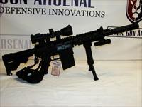 "DPMS PANTHER ARMS CUSTOM ""PIG ASSAULT SERIES III, 7.62MM / .308 LOADED"