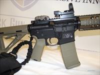 "SMITH & WESSON M&P 15 CUSTOM BUILD -""RENEGADE"", LOADED, 5.56MM/.223"