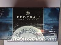 22 ammo - Federal LR 500ct Brick