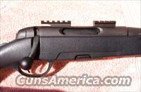 Steyr SBS heavy barrel 308 rifle.