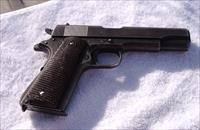Colt 1911 M1911 U. S. Army model in .45 ACP Made in 1943