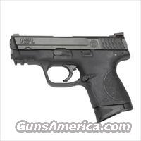 "***SALE***S&W M&P 9MM 3.5"" 12RD BLK"